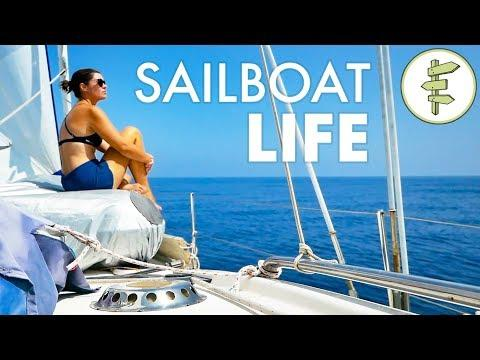 Couple Living Full-Time on a Sailboat for 5 Years & Sailing Around the World