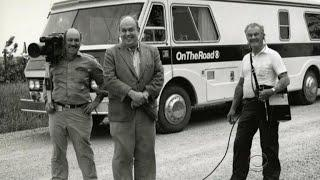 "Steve Hartman looks back as ""On The Road"" turns 50"