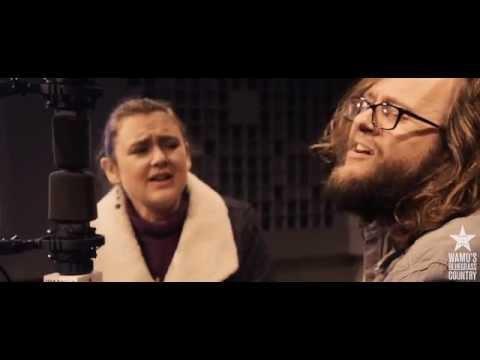 Jeremy & Connie Garrett - Lean On Love [Live At WAMU's Bluegrass Country]
