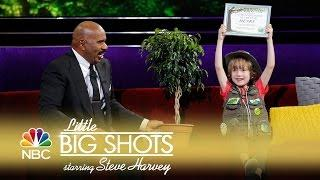 Little Big Shots - The Planet Is in Good Hands (Episode Highlight)