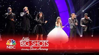 "Little Big Shots - 11-year-old Kaylee Slays ""Hallelujah"" with Pentatonix (Sneak Peek)"