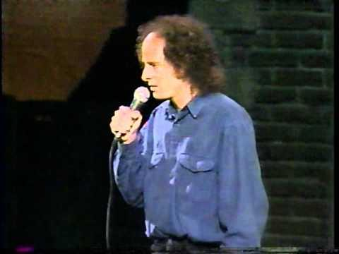 One Way On A Dead End Street. Comedian Steven Wright.