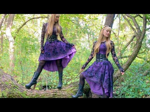 Imaginary (EVANESCENCE) - Harp Twins Video, Camille and Kennerly
