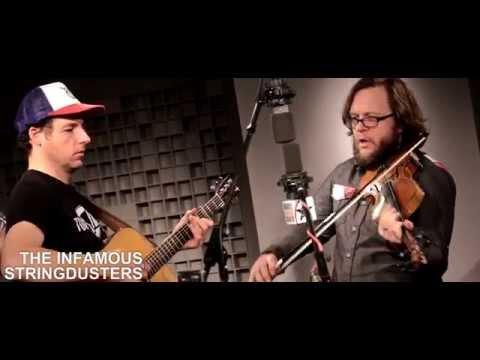 The Infamous Stringdusters - Let It Go [Live At WAMU's Bluegrass Country]