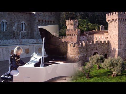 Jarrod Radnich - Strong (Cinderella 2015) - Piano Solo