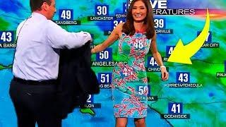 20 EMBARRASSING MOMENTS CAUGHT ON LIVE TV