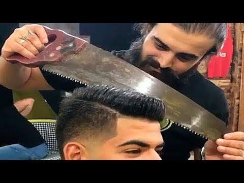 9 Craziest Barbers in the World