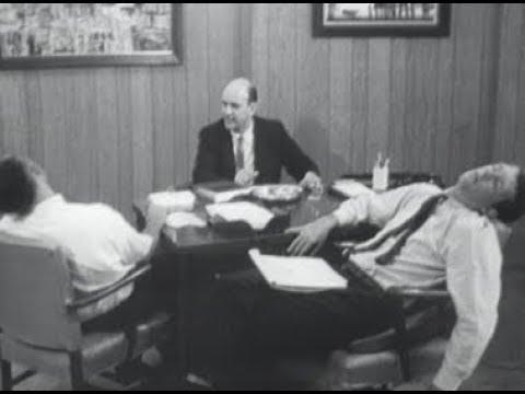 Candid Camera Classic: Sleeping Clients!