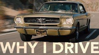From back seat to driver's seat: Dave Kunz's '65 Ford Mustang | Why I Drive - Ep. 2