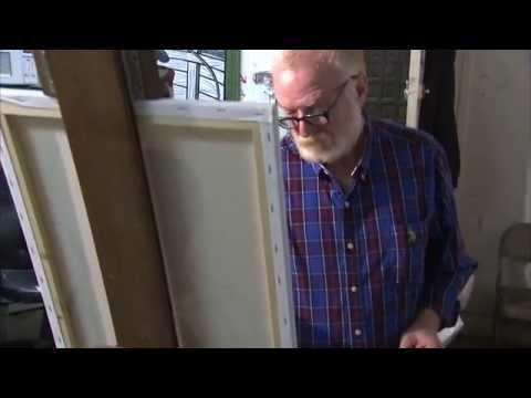 Lifelong Artist, Keith Davis, Breaks ALL The Rules!