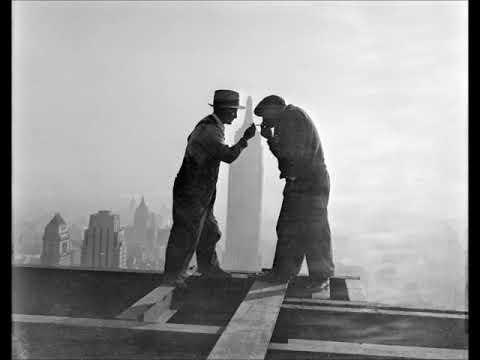 15 Amazing Vintage Photographs That Show the Dangers of Constructing the Empire State Building Video