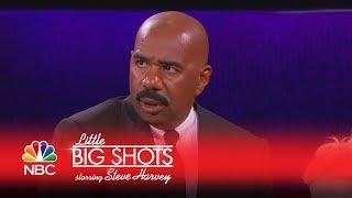 Little Big Shots - Steve Harvey Reacts! (Digital Exclusive)