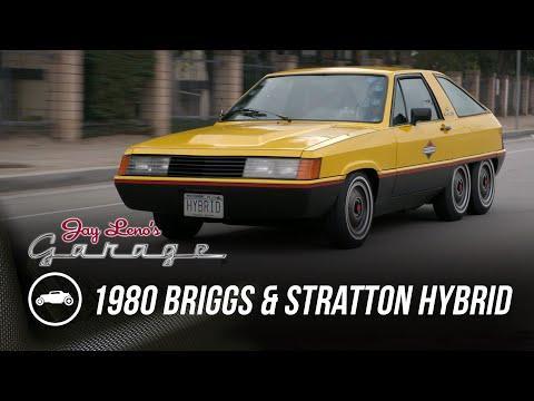 1980 Briggs & Stratton Hybrid - Jay Leno's Garage