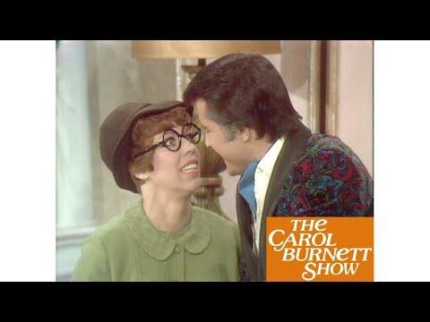 Hugh Handsome Meets Charlene Fusco from The Carol Burnett Show #Video