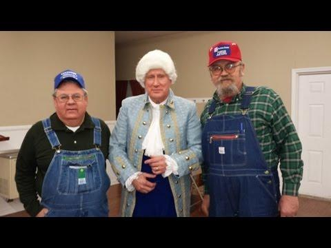 Freedom Song - Put Washington DC In The Middle Of The Ocean The Moron Brothers Bluegrass Music