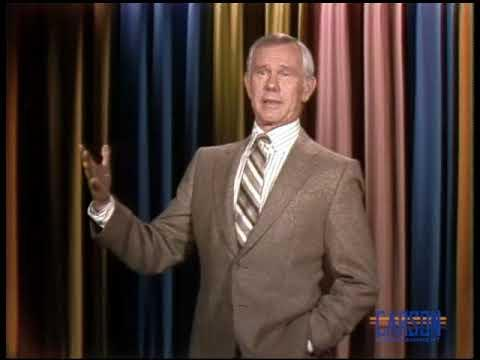 Johnny Carson Talks About Prince Charles Falling Off His Horse
