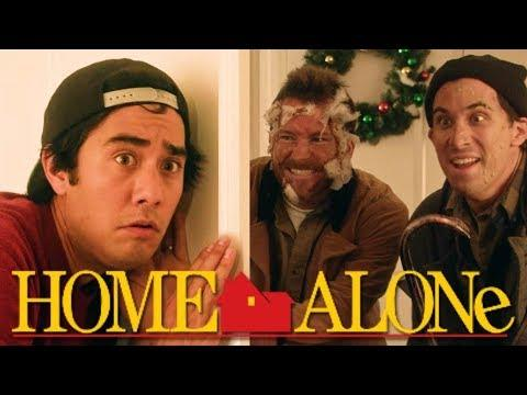 Hilarious! A Magician Home Alone - Zach King Short Film