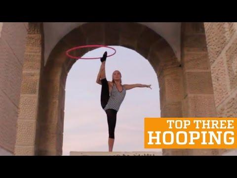 TOP THREE HULA HOOP   PEOPLE ARE AWESOME 2016