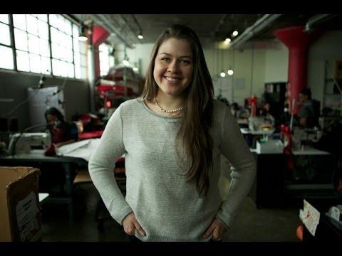 One Stitch Closer: Veronika Empowers Other Women