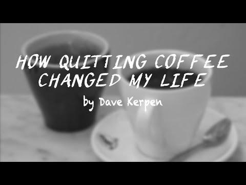 How Quitting Coffee Changed My Life