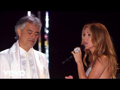 Andrea Bocelli, Celine Dion - The Prayer #Video