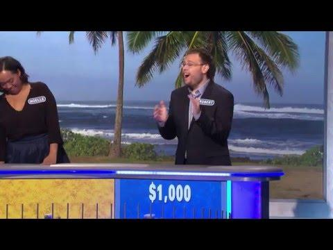 Robert's Incredible Game! | Wheel Of Fortune