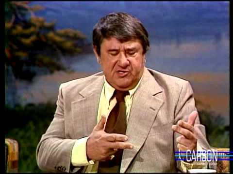 Buddy Hackett: Why Some Men Work Better Than Others, Johnny Carson 1992