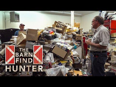 Crawling through a Toronado to find a Corvette | Barn Find Hunter - Ep. 65