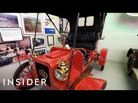 Rare And Expensive Cars Available To Rent At This Museum