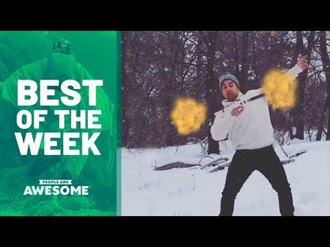 Best of The Week | 2019 Ep. 8 | People Are Awesome