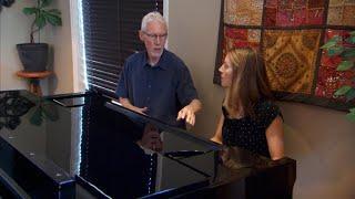 Man with Alzheimer's still striving to make new music