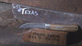 Ship Knives (Texas Country Reporter)
