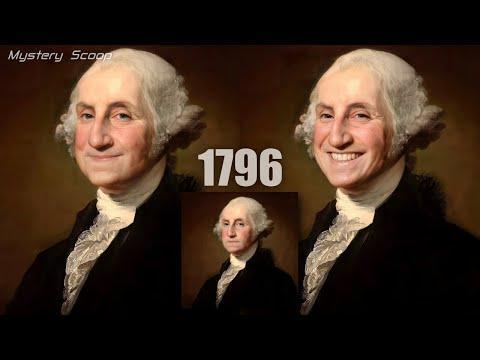 George Washington   Historical Figures Animated Using AI Technology #Video