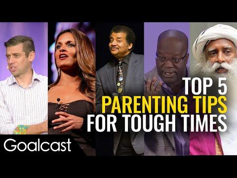 5 Expert Tips No Parent Should Miss | Motivational Speech | Goalcast
