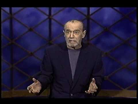 Comedian George Carlin - Everyday Expressions