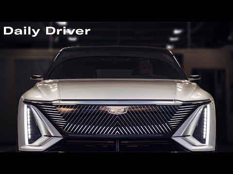 Cadillac's Tesla Fighter Lyriq, Mach-E 1400, Bentley Bentayga Speed Video - Daily Driver