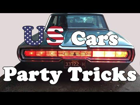 American Cars Party Tricks Video (1963-1972)