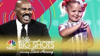 Little Big Shots - Father's Day Is Serious Business! (Episode Highlight)