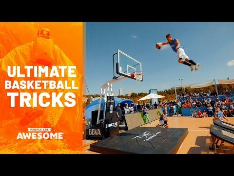 Basketball Trickshots & Freestyle Play Video | Ultimate Compilation
