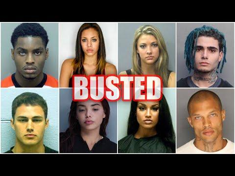 Best Looking Mugshots Of All Time #Video