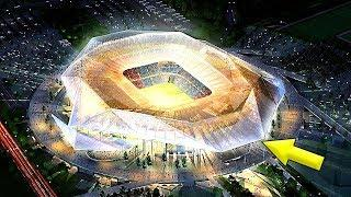 QATAR 2022. 10 INCREDIBLE STADIUMS