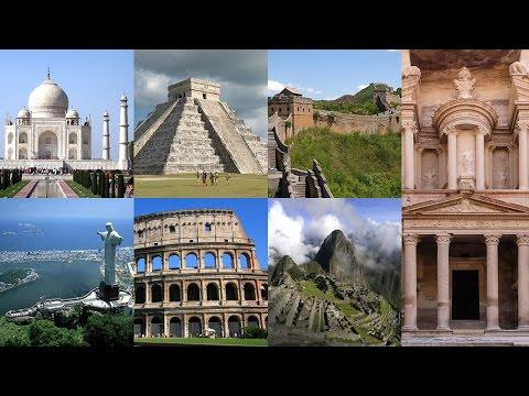 The 7 Wonders Of The World Traveled In 13 Days