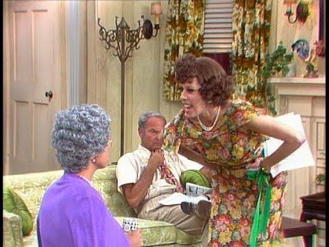 The Family: The Rehearsal From The Carol Burnett Show (Full Sketch)