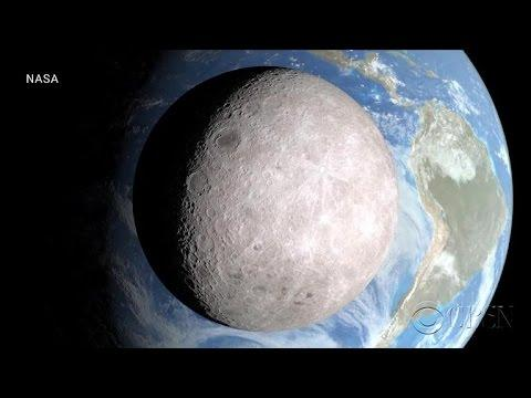 See What The Far Side Of The Moon Looks Like