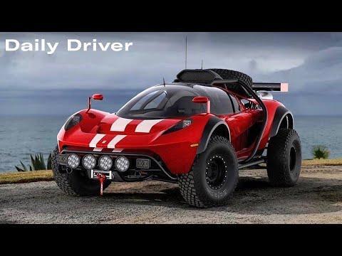 Glickenhaus 008 Baja Kit Car Video, Honda kills more cars, 400-mile GM EV Pickup - Daily Driver