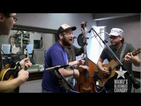 Pert Near Sandstone - Paradise Hop [Live At WAMU's Bluegrass Country]