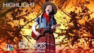 "Little Big Shots - Emi Sings Dolly Parton's ""Jolene"" (Episode Highlight)"