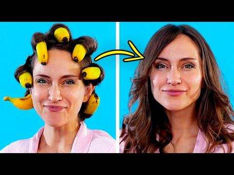37 INCREDIBLE HACKS FOR YOUR HAIR