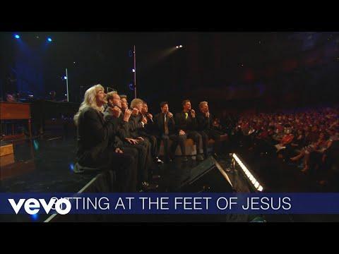 Sitting At The Feet Of Jesus  - Lyric Video