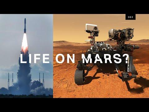 This is NASA's best shot at finding life on Mars Video